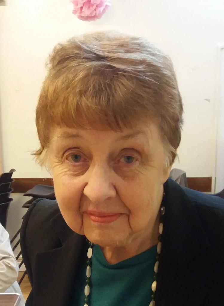 Photo of Audrey Tullett